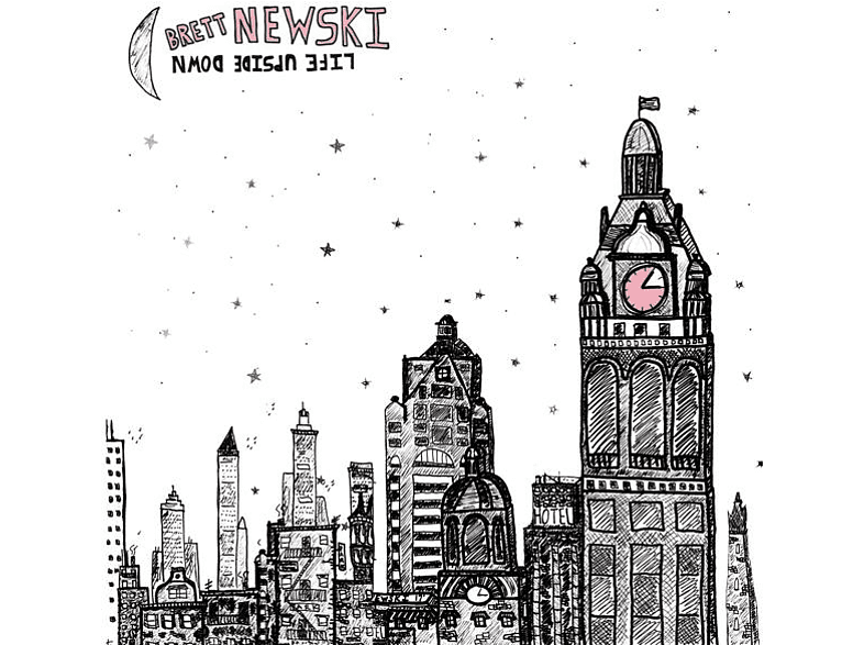 Brett Newski - A Different Kind Of Light [CD]
