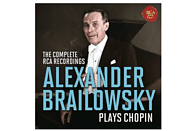 Alexander Brailowsky - Alexander Brailowsky Plays Chopin-Compl.RCA Recs. [CD]