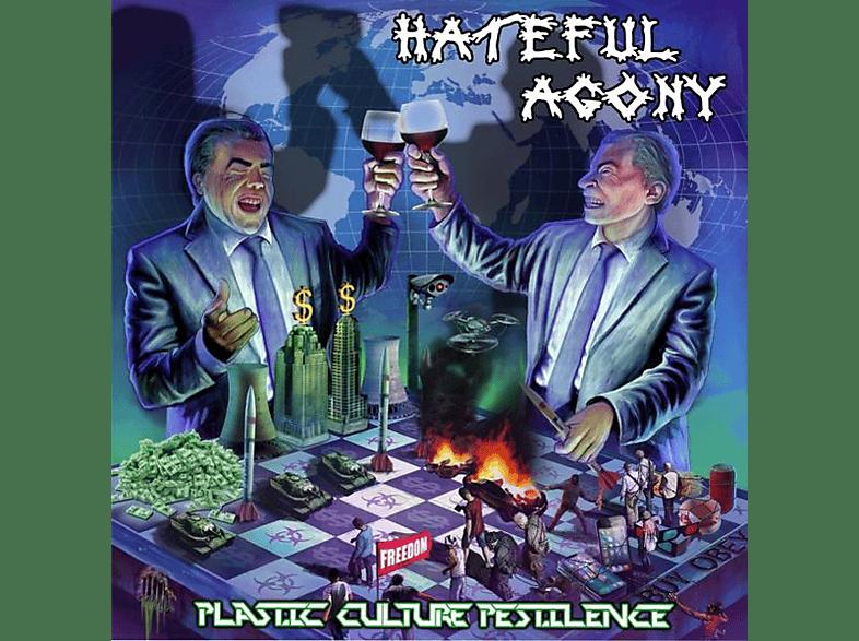 Hateful Agony - Plastic,Culture,Pestilence (Ltd.Purple Vinyl) [Vinyl]
