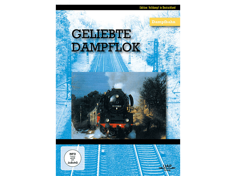 GELIEBTE DAMPFLOK [DVD]