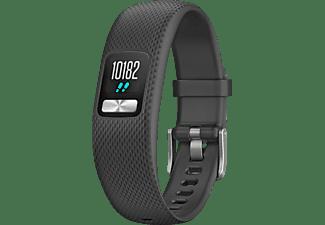 "Reloj deportivo - Garmin Vívofit 4 Wristband activity tracker, Negro, 0.61"" MIP Inalámbrico"