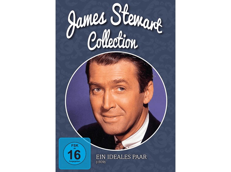 James Stewart Collection - Ein ideales Paar [DVD]