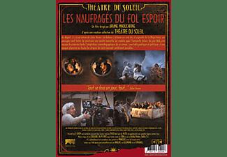 LES NAUFRAGES DU FOL ESPOIR DVD