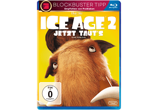 Ice Age 2 - Jetzt taut's - (Blu-ray)