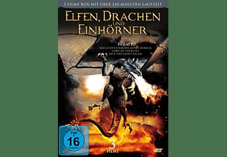 Elfen,Drachen Und Einhörner (3 Filme) DVD