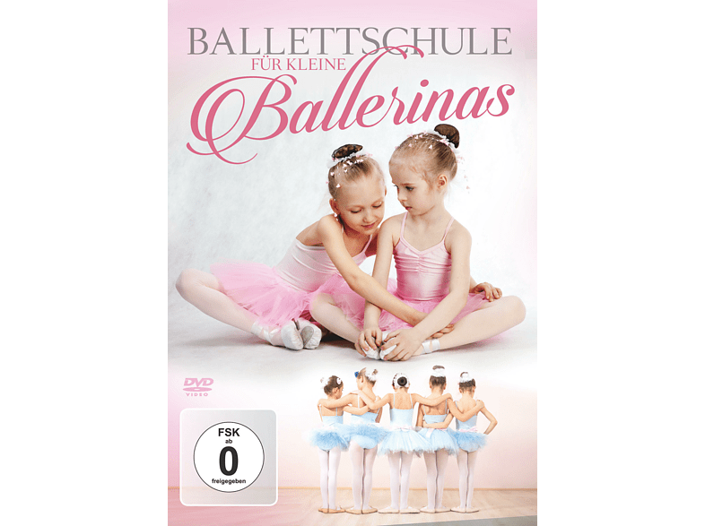 Ballettschule für kleine Ballerinas [DVD]