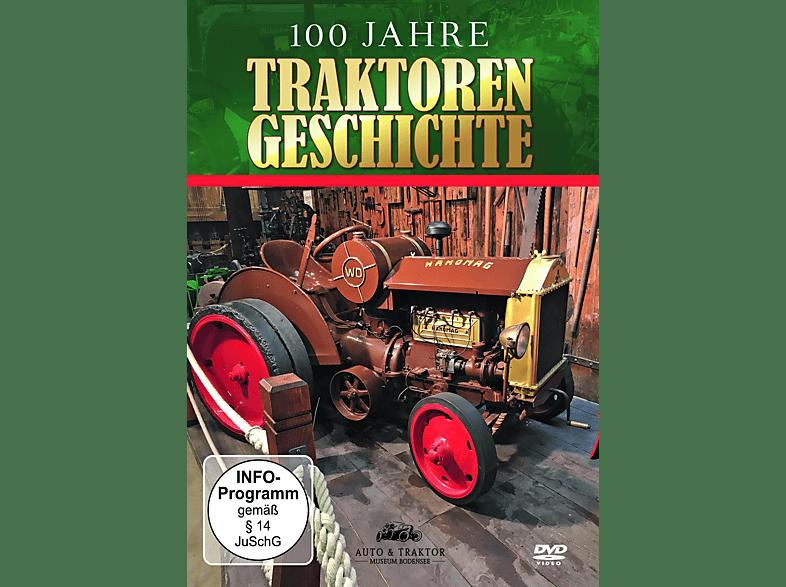 100 JAHRE TRAKTORENGESCHICHTE [DVD]
