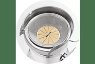 SAGE SJE95SIL4CEU1B The Nutri Juicer Classic Entsafter 1200 Watt Silber/Transparent