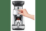 SAGE SCG600SIL2EEU1 The Dose Control Pro Kaffeemühle Silber (130 Watt, Edelstahl-Kegelmahlwerk)