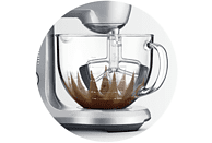 SAGE SEM825BAL2EEU1 The Bakery Boss Küchenmaschine Silber 1200 Watt