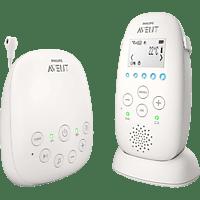 PHILIPS Babyphone SCD723/26 Avent mit Nachtruhe Modus und mit bis zu 330m Reichweite