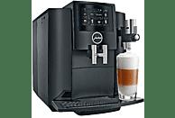 JURA S 80 Piano Black Kaffeevollautomat Schwarz