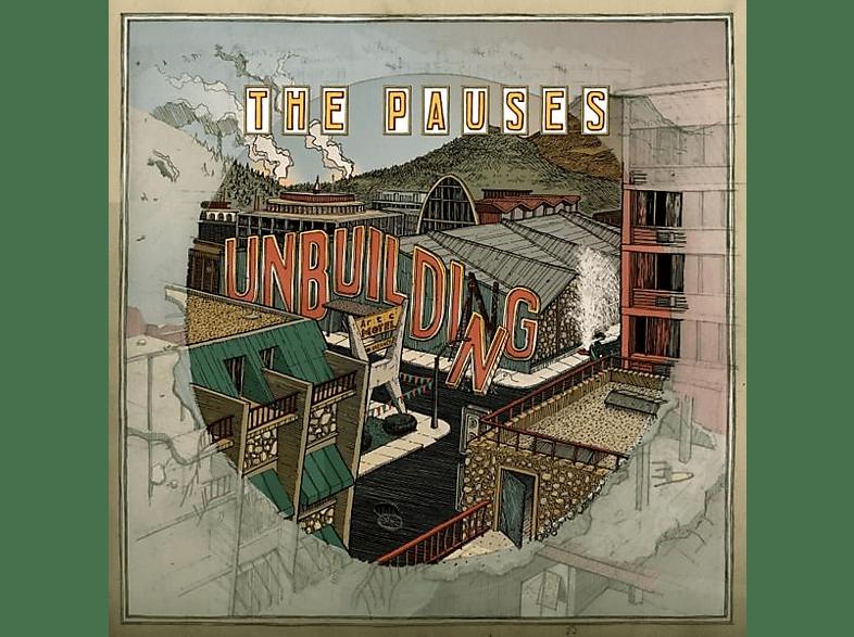 The Pauses - Unbuilding (Clear/Green Vinyl) [Vinyl]
