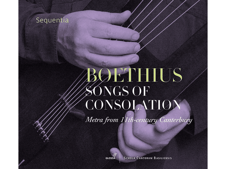 Sequentia - SONGS OF CONSOLATION - METRA FROM 1 [CD]