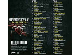VARIOUS - Hardstyle Summer Festival 2018  - (CD)