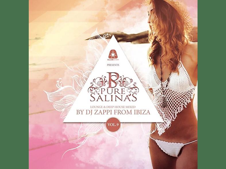 VARIOUS - Pure Salinas 9 [CD]