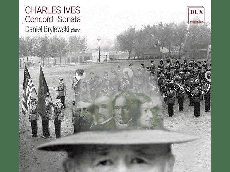 Daniel Brylewski - Klaviersonate 2 [CD]