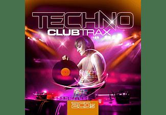 VARIOUS - Techno Clubtrax  - (CD)