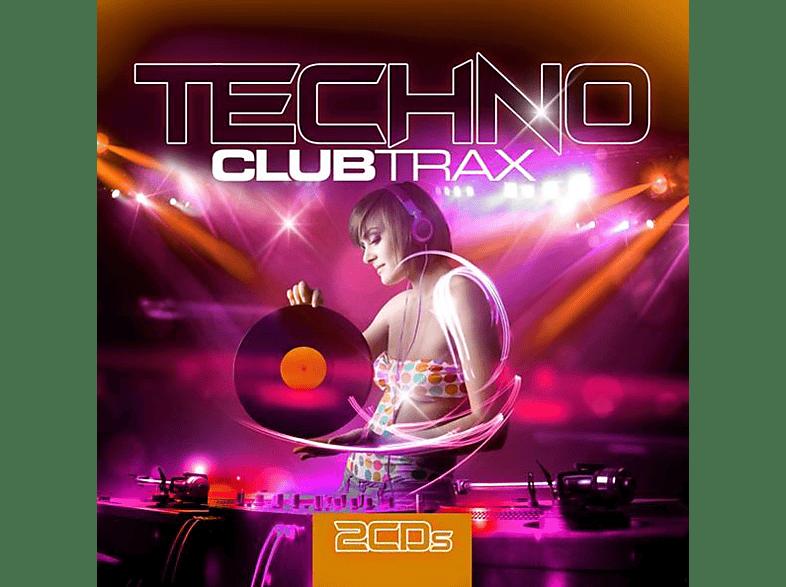 VARIOUS - Techno Clubtrax [CD]