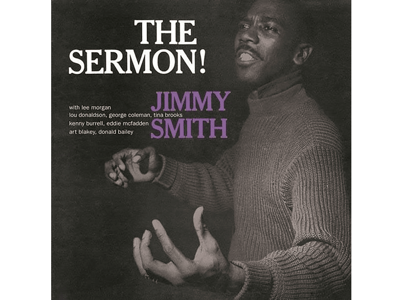 Jimmy Smith - The Sermon! [Vinyl]