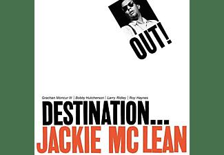 Jackie Mclean - Destination...Out!  - (Vinyl)
