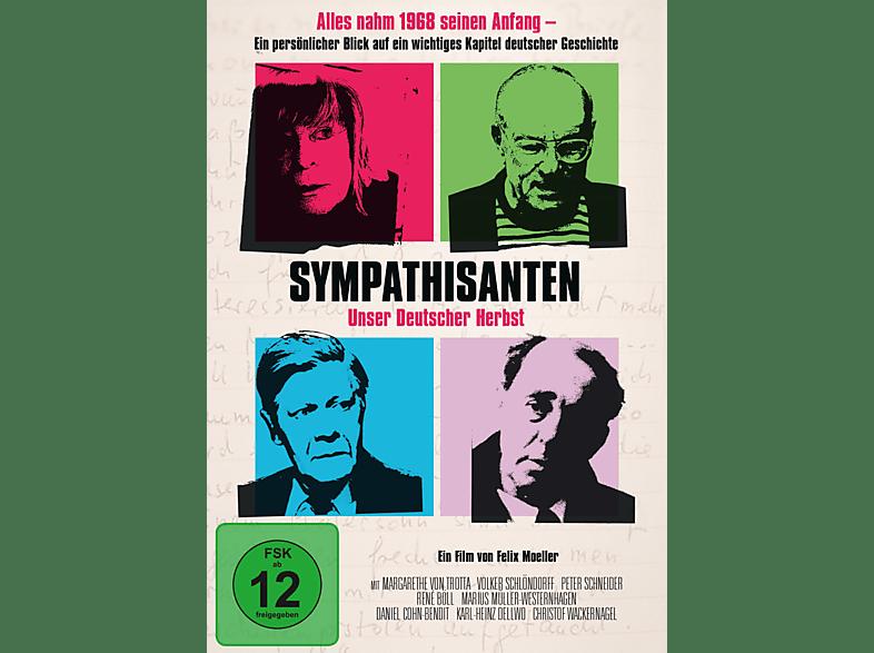Sympathisanten - Unser Deutscher Herbst [DVD]
