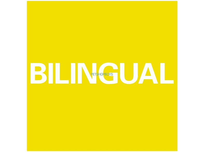 Pet Shop Boys - BILINGUAL [Vinyl]