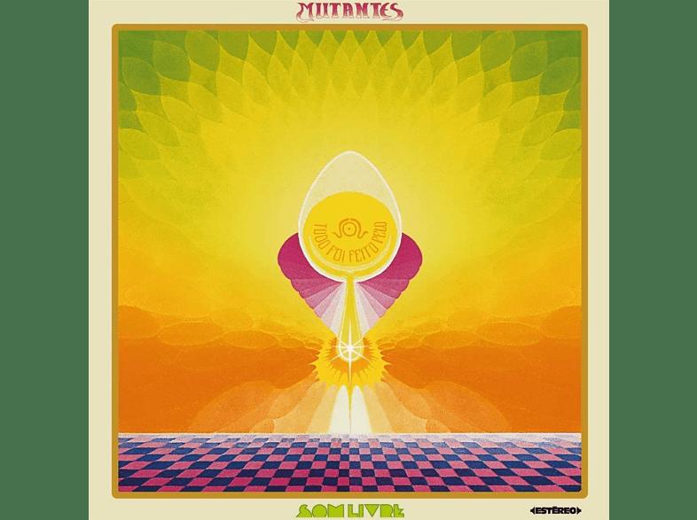 Os Mutantes - TUDO FOI FEITO PELO SOL [Vinyl]