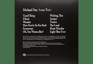 Michael Nau - Some Twist (Ltd.Colour LP+MP3)  - (LP + Download)