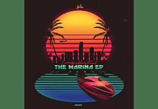 Curren$y & Harry Fraud - The Marina  - (CD)