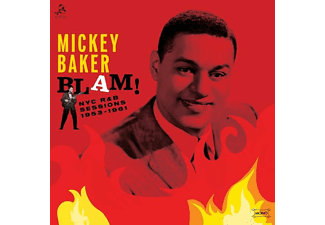 Mickey Baker - Blam! The Nyc R&B Sessions  - (Vinyl)