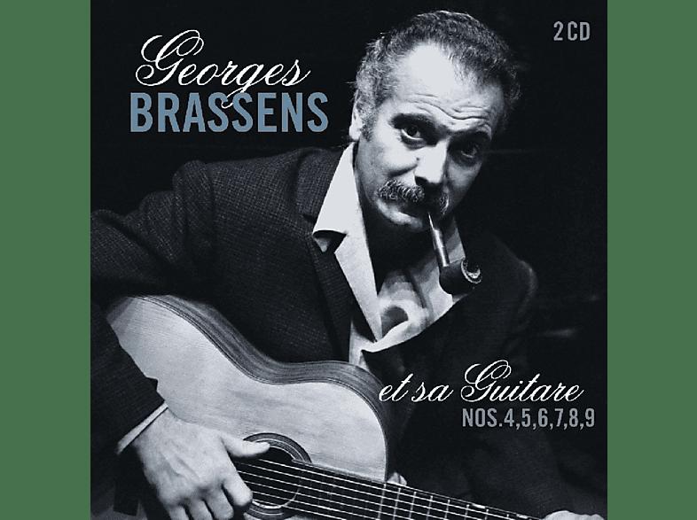 Georges Brassens - Et Sa Guitare-No.4-9 [CD]