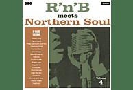 VARIOUS - R'N'B' MEETS NORTHERN SOUL, VOL. 4 [Vinyl]