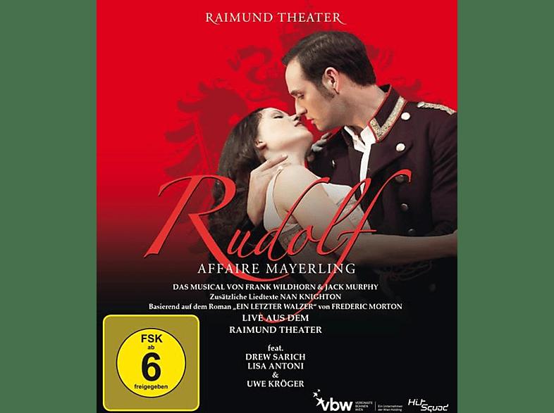 Drew Sarich,Lisa Antoni,Uwe Kröger,u.v.m. - Rudolf - Affaire Mayerling - Das Musical [Blu-ray]
