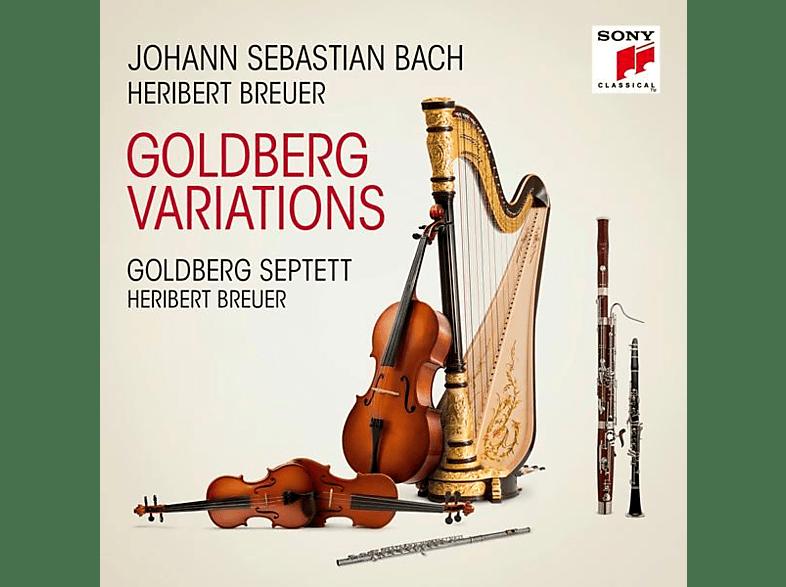 Goldberg-septett - Goldberg Variationen [CD]