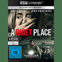 A Quiet Place [4K Ultra HD Blu-ray + Blu-ray]