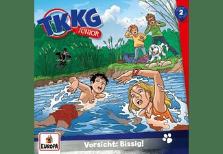 Tkkg Junior - 002/Vorsicht: Bissig!  - (CD)
