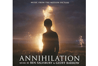 Ben Salisbury, Geoff Barrow - Annihilation (OST) [CD]