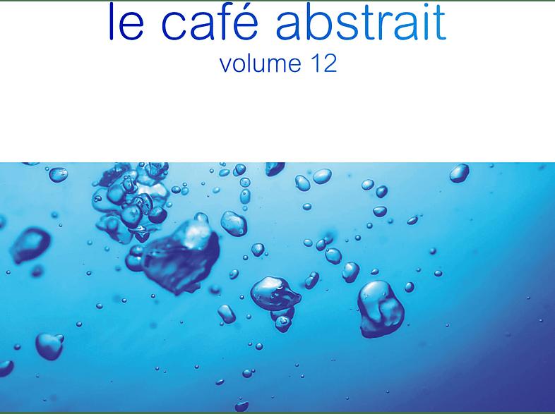 Raphael Marionneau, VARIOUS - Le Café Abstrait Vol.12 [CD]