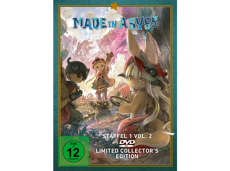 Made in Abyss - Staffel 1 - Vol. 2 [DVD]