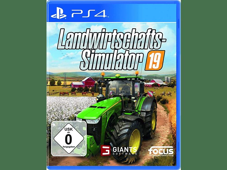 Landwirtschafts-Simulator 19 [PlayStation 4]