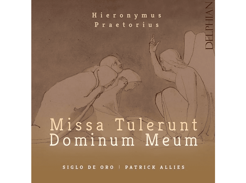 Patrick/siglo De Oro Allies - Missa Tulerunt Dominum Meum [Blu-ray Audio]