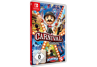 Carnival Games - [Nintendo Switch]