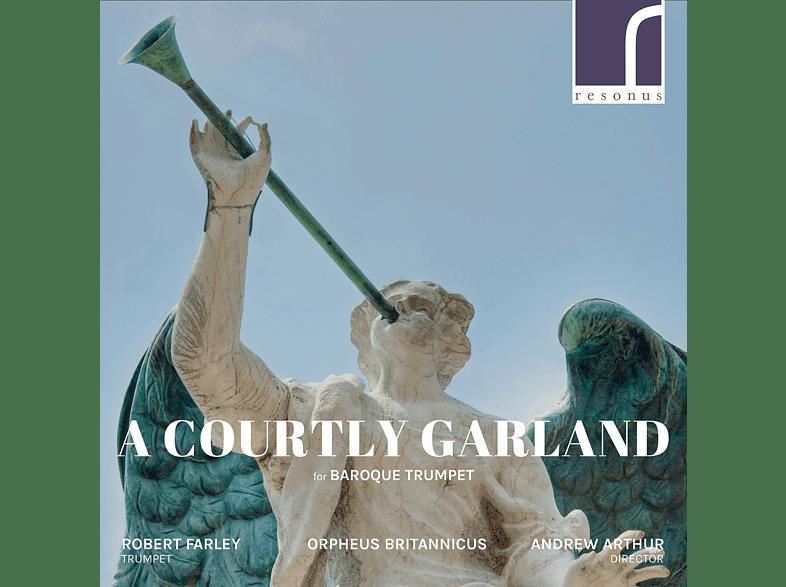 Orpheus Britannicus - A Courtly Garland [CD]