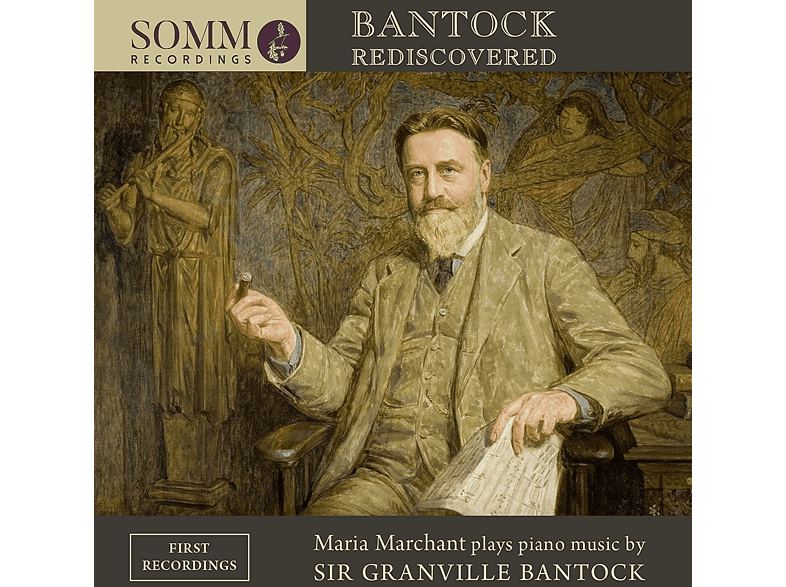 Maria Marchant - Bantock Rediscovered [CD]