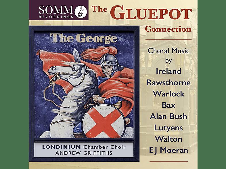 Londinium Chamber Choir - The Gluepot Connection-British Choral Music [CD]