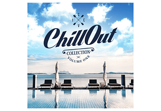 VARIOUS - The Chillout Collection,Vol.1  - (CD)