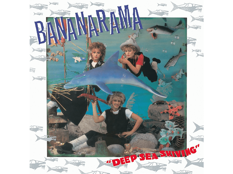 Bananarama - Deep Sea Skiving [CD]
