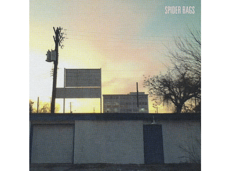 Spider Bags - Someday Everything Will Be Fine [LP + Download]
