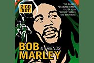 Bob Marley, VARIOUS - Bob Marley & Friends [CD]